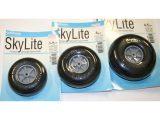 Sullivan SkyLite タイヤ リム・プラスチック - 2-3/4″ x 1-1/16″(70mm x 27mm) 34 g